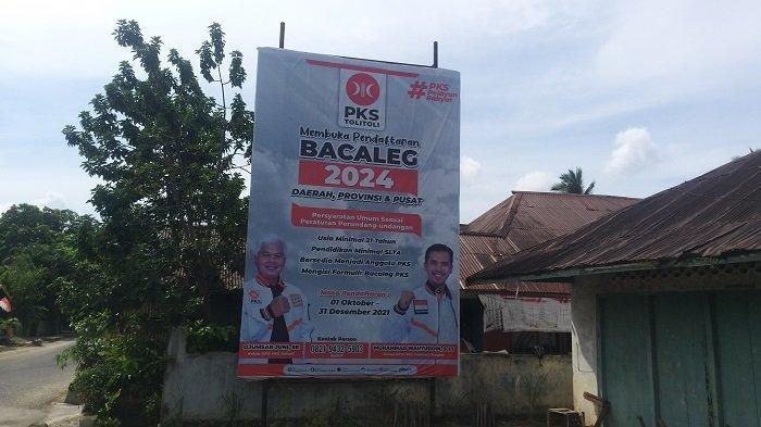 PKS Tolitoli Buka Pendaftaran Bacaleg Pemilu 2024, Cek Syaratnya