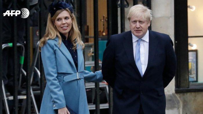 Sembuh dari Covid-19, PM Inggris Boris Johnson Sematkan Nama Dokter yang Merawatnya pada sang Anak