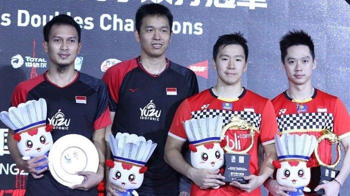 Jadwal Baru Badminton 2021, Dua Turnamen di Indonesia Tak Masuk Perhitungan Kualifikasi Olympic 2020