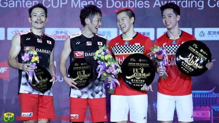 Hasil Drawing Yonex Thailand Open 12 Januari 2021: China Mundur, Jepang jadi Musuh Berat Indonesia