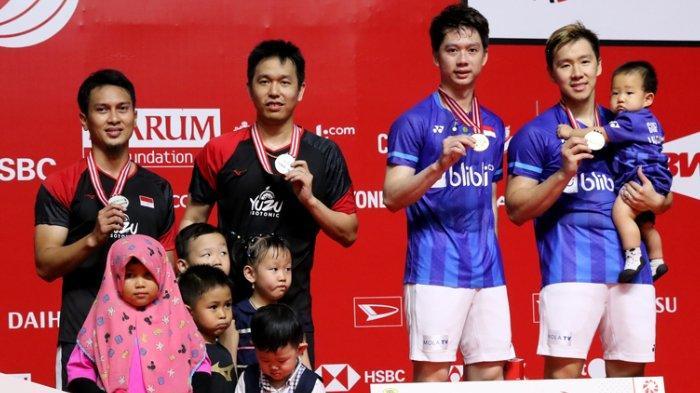 Jadwal Baru Turnamen Badminton Sepanjang 2020: Ada 20 Ajang Super Series dan 2 Turnamen Bergengsi