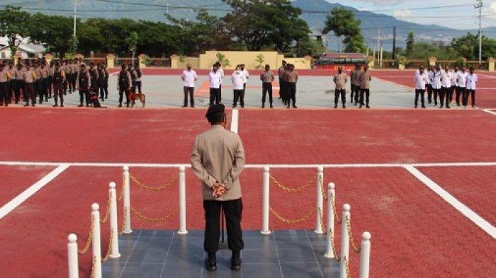 Pelantikan Rusdi-Mamun, 191 Personel Dikerahkan untuk Cegah Kerumunan Warga