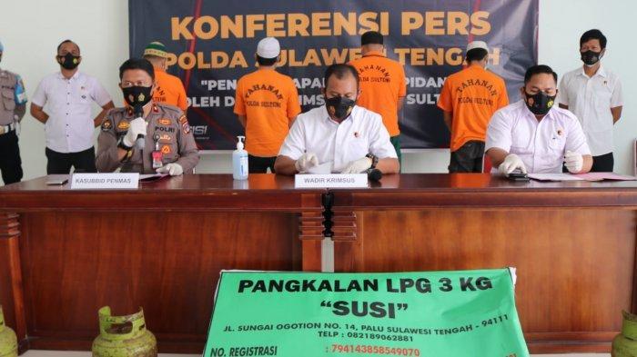 Warga Jual LGP 3 Kg Seharga Rp 35 Ribu Per Tabung Ditangkap dan Terancam Denda Rp 60 Miliar