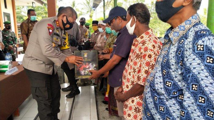 2 Bulan Bermarkas di Poso, Kapolda Sulteng Tetap Pantau Polsek Terpencil