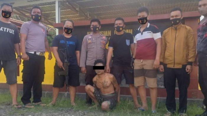 Napi Lapas Bualemo Gorontalo Gorontalo Kabur saat Berobat ke RS, Diringkus Polisi di Buol Sulteng