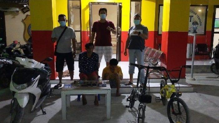Mencuri di 27 TKP, Betis Residivis di Palu Ini Didor Polisi