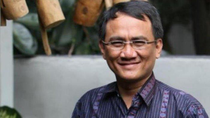 Tiba-tiba Tulis Dukung KLB Partai Demokrat, Andi Arief Sebut Akun Twitter-nya Di-hack
