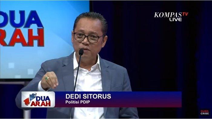 Nilai Gibran Pantas Maju Pilkada, Deddy Sitorus: Tak Pantas Jika Pak Jokowi Angkat Jadi Menteri