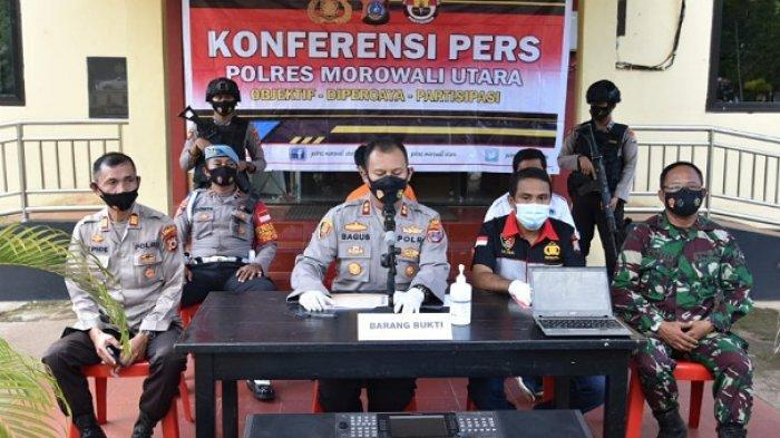 3 Pencuri di 12 TKP Diringkus, Satu Tersangka Ditembak Polisi