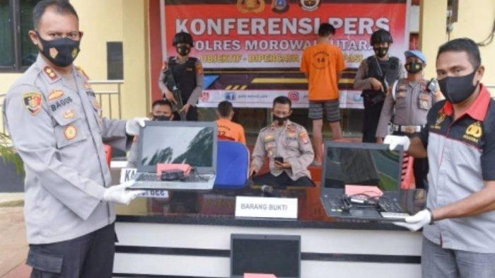 Pernah Beraksi di 25 Lokasi, Polisi Tembak 2 Pencuri di Morowali Utara