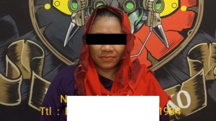 Gerak-gerik Mama Muda Curi HP Terekam CCTV, Ternyata Baru 2 Bulan Bebas dari Penjara