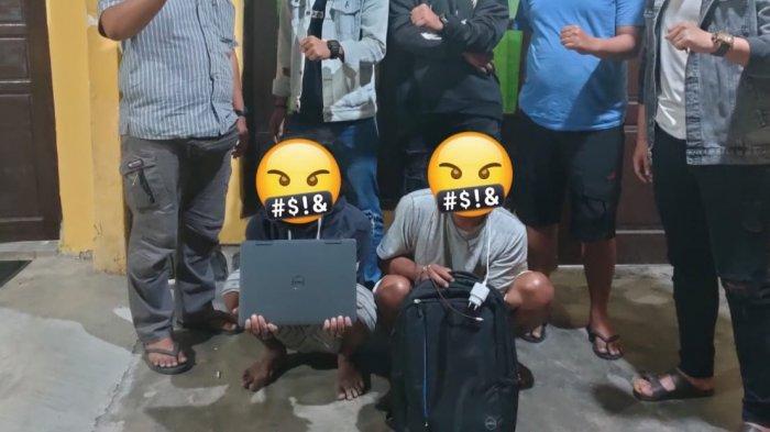 Jual Barang Curian di Facebook, Polisi Ringkus Pelaku Pencurian Laptop di Tinggede Sigi