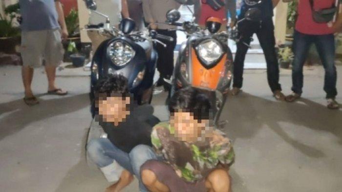 Polisi Bekuk Tersangka Curanmor di Palu, Diciduk Setelah Jual hasil Curian Lewat Medsos