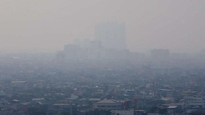 Pandemi Virus Corona, Guru Besar UI: Efek Polusi Udara Perparah Risiko Kematian akibat Covid-19