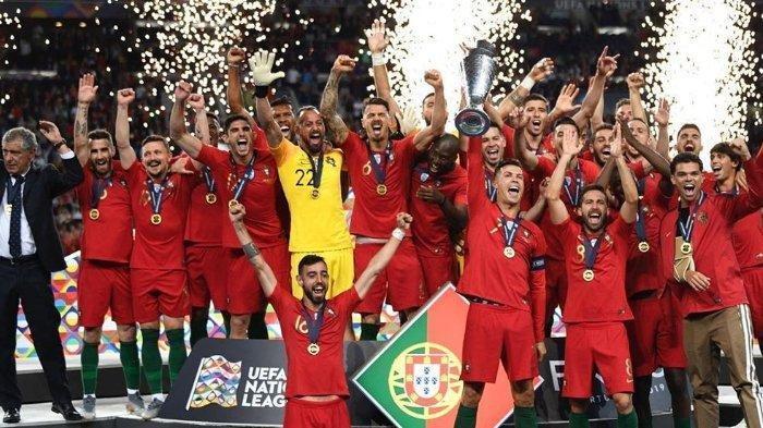 Ronaldo Bukan Lagi Tumpuan Portugal, Bruno Fernandes dan Kawan-kawan Siap Pertahankan Trofi Euro