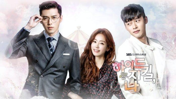 Sinopsis 'Hyde, Jekyll, Me,' Drama Hyun Bin dan Han Ji Min yang Gantikan 'The K2' di TRANS TV