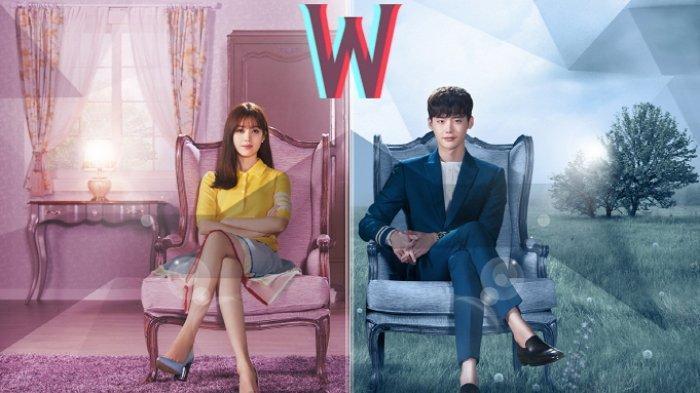 Sinopsis Drama 'W Two Worlds', Tayang di TRANS TV Mulai Senin, 14 September 2020