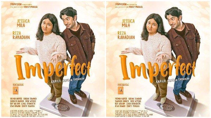 Sinopsis Film Imperfect (2019), Tayang Mulai 19 Desember dan Dibintangi Jessica Mila