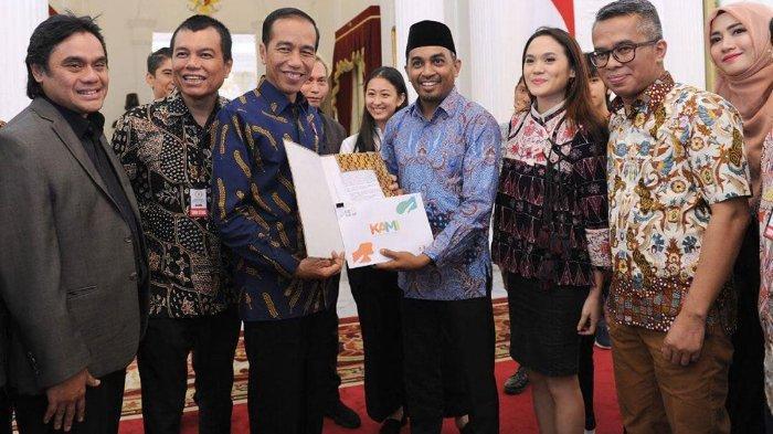 Presiden Joko Widodo Sampaikan Belasungkawa Atas Kepergian Glenn Fredly: Karyanya Tetap Abadi