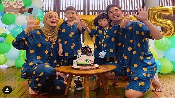 Uta Rayakan Ultah ke-5, Nycta Gina Cerita Perubahan yang Paling Dirasakan setelah sang Putra Lahir