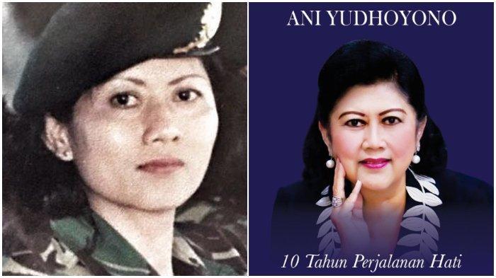 Deretan Foto Lawas Ibu Ani Yudhoyono: Mulai dari Tahun 1970-an Selalu Terlihat Cantik Menawan