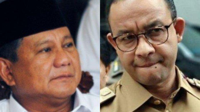 Capres Cawapres Militer-Sipil Lebih Disukai Berdasarkan Survei, Prabowo dan Anies Masih Terdepan