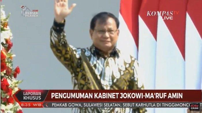 Prabowo Jadi Menhan, Jokowi Ditinggalkan Projo hingga Gerindra Minta Pengertian Relawan