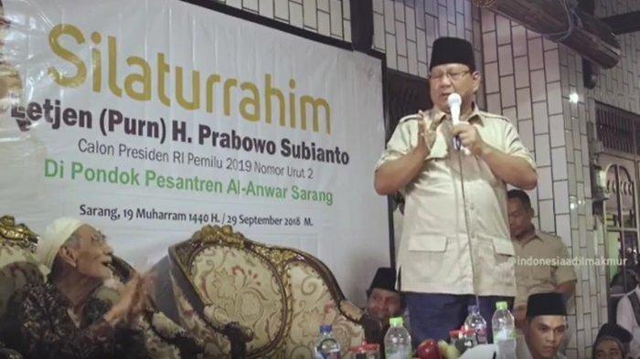 Fadli Zon dan Dahnil Anzar Simanjuntak Ucapkan Selamat Ulang Tahun kepada Prabowo Subianto
