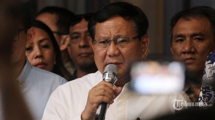 Elektabilitas Prabowo Merosot Berdasarkan Survei LSI, Kasus Politik 1998 Terus Dimunculkan