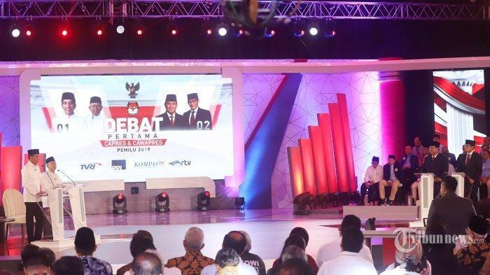 Rekapitulasi KPU : Jokowi Unggul 211 Ribu Suara di Sulawesi Barat