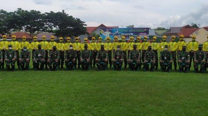 1.019 Orang Daftar Secata TNI AD di Palu, Putra Daerah Sulteng Paling Mendominasi