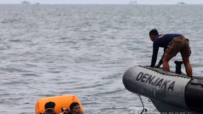 Heboh Soal Kemunculan Tanda SOS di Pulau Laki Dekat Jatuhnya Sriwijaya Air SJ 182, Ini Kata Basarnas