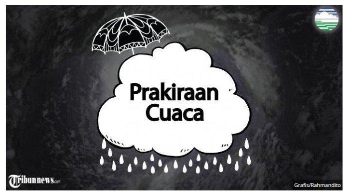 Prakiraan Cuaca BMKG Besok, Jumat 16 Juli 2021: Gorontalo dan Ternate Hujan Petir, Samarinda Berawan