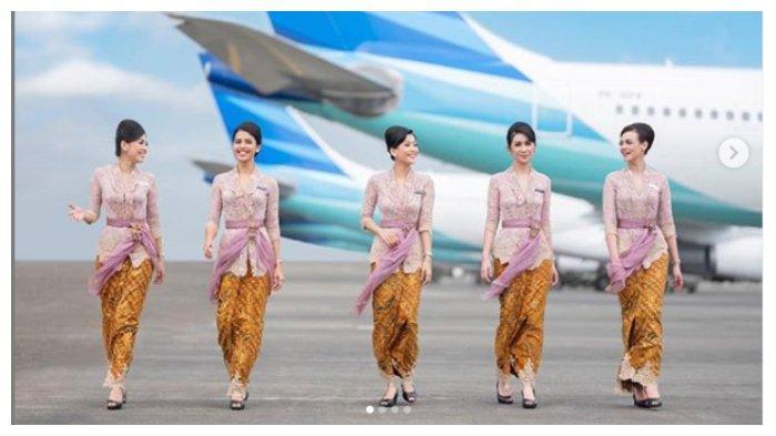 Garuda Indonesia Buka 20 Rute Baru Internasional di Awal Tahun 2020