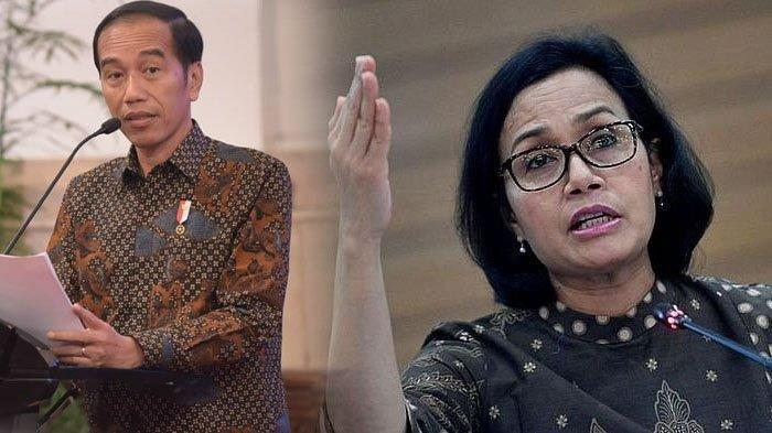 Sri Mulyani Curhat Sakit Perut Ingat Janji Kampanye Jokowi, Politisi Gerindra: Pecat Menkeu Pak