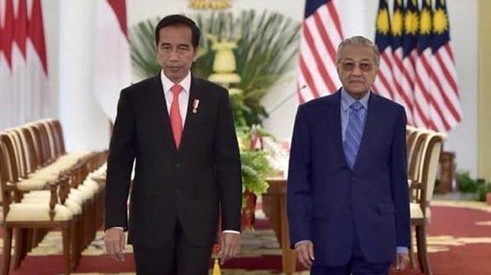 Presiden Joko Widodo Tolak Bantuan Malaysia Atasi Karhutla, PM Mahathir Muhammad Penasaran Alasannya