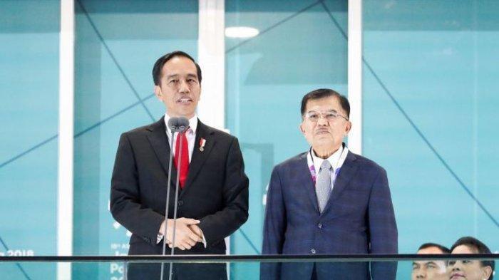 Tak Lagi Menjabat Sebagai Wakil Presiden, Jusuf Kalla Akui Berjanji pada Jokowi untuk Rutin Bertemu
