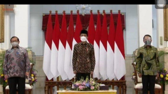 Buka Kongres Ke-31, IniHarapan Presiden Jokowi pada Kader HMI