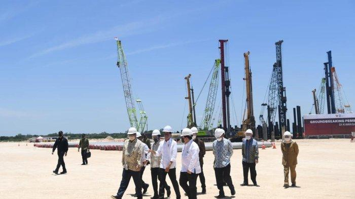 Jokowi Sebut Pembangunan Smelter Freeport di Gresik akan Perkuat Hilirisasi Industri