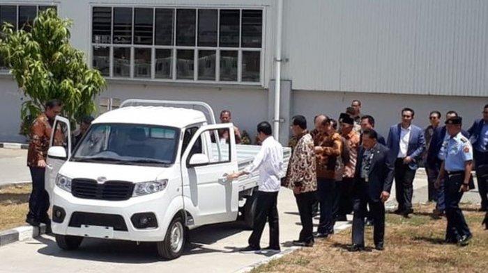 Presiden Jokowi Optimis Mobil Esemka Bima Bakal laku Keras di Pasaran