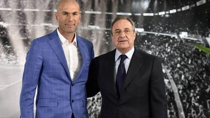 Bos Real Madrid Jadi Dalang Dibentuknya Liga Super Eropa, Tiap Klub Dirayu dengan Rp 5,8 Triliun