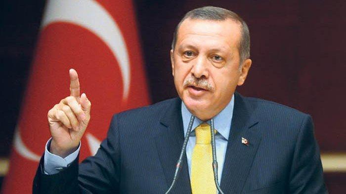 Dibikin Karikatur Cabul, Presiden Turki Erdogan: Charlie Hebdo Brengsek
