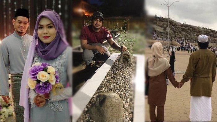 Kisah Khairul, Pria asal Malaysia Ditinggal Wafat Istrinya, Setia Ziarahi Makam tiap Pulang Kerja