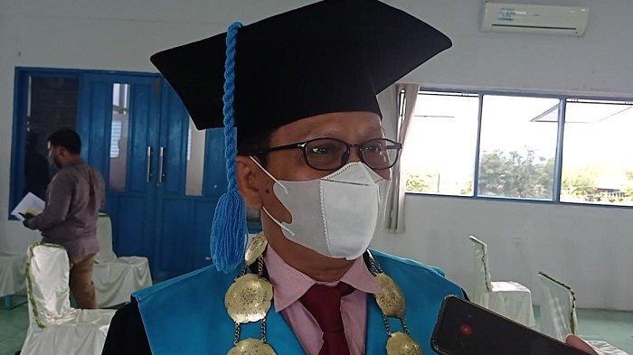 Cerita Rektor Unismuh Palu Raih Gelar Profesor, Sempat Frustasi karena Nilai Tak Mencukupi