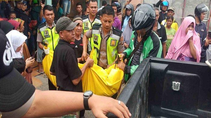 Seorang Pria Ditemukan Gantung Diri di Jalan Batu Bata Indah Kota Palu