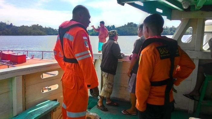 Mesin Bermasalah, Kapal Berpenumpang 33 Orang Terapung 7 Jam di Perairan Banggai