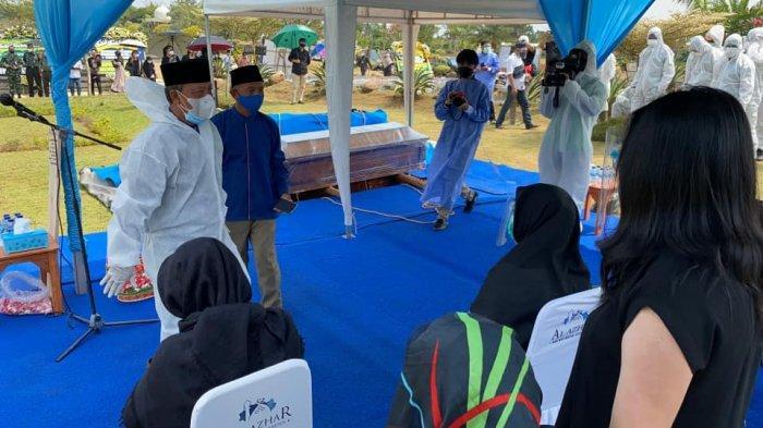 Dimakamkan di Jawa Barat, Pemakaman Murad Husain Terapkan Protokol Covid-19