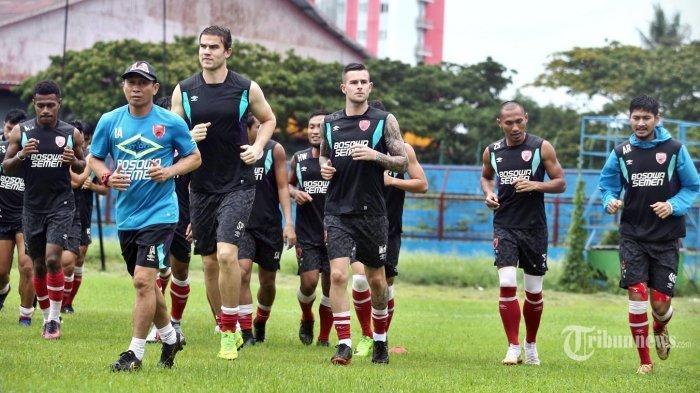Prediksi Susunan Pemain PSM Makassar VS Kaya FC di Fase Grup Piala AFC, Selasa (2/4/2019)