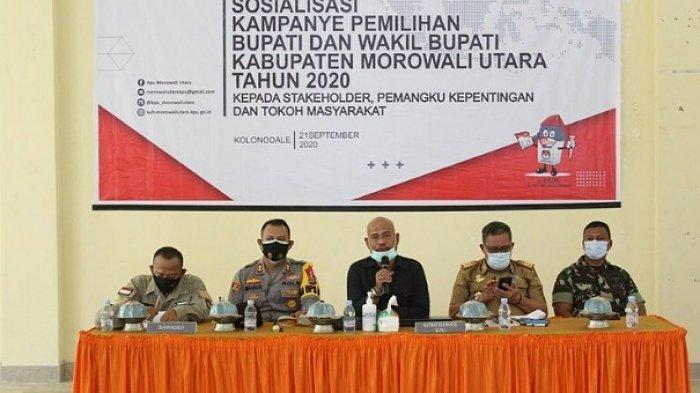 4 TPS di Morut Pemilihan Suara Ulang 19 April 2021, KPU: Persiapan Sudah 80 Persen