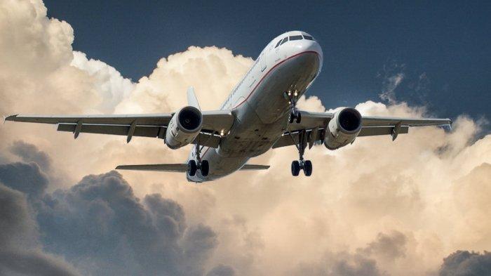 Layangan Tersangkut di Pesawat yang Akan Mendarat di Yogyakarta, Terlihat Pilot Tapi Sulit Dihindari